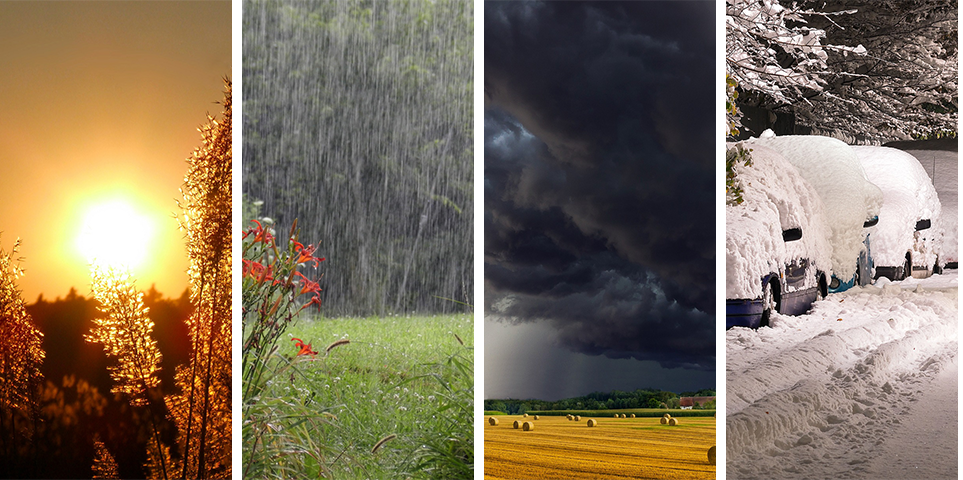 Weather, Climate and Climate Systems