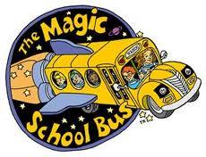 Savour the Chocolate – Magic School Bus